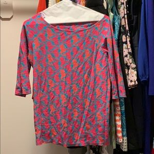 Lilly Pulitzer Cotton Shirt